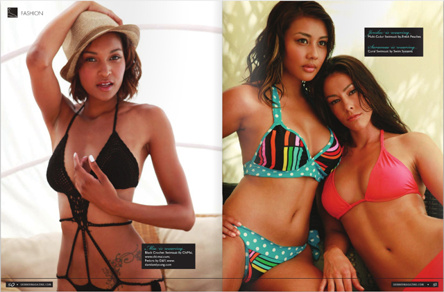 skinniemag tearsheets Skinnie Swimsuit Tearsheets and Photos (Fashion)