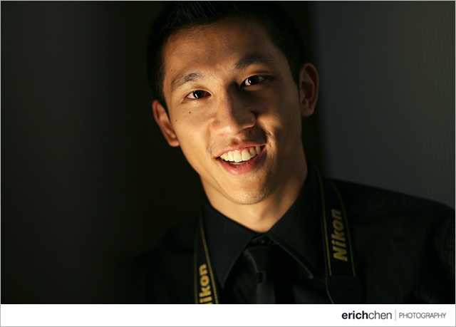 Intern Randy Erich Chen Photography