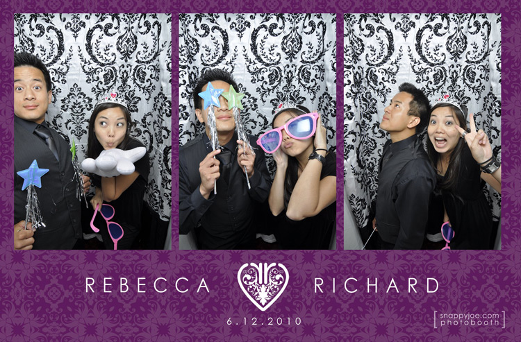 Meet Rebecca and Richard (Wedding)