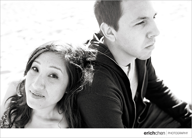 Santa Monica Engagement Photos Michelle and Brian